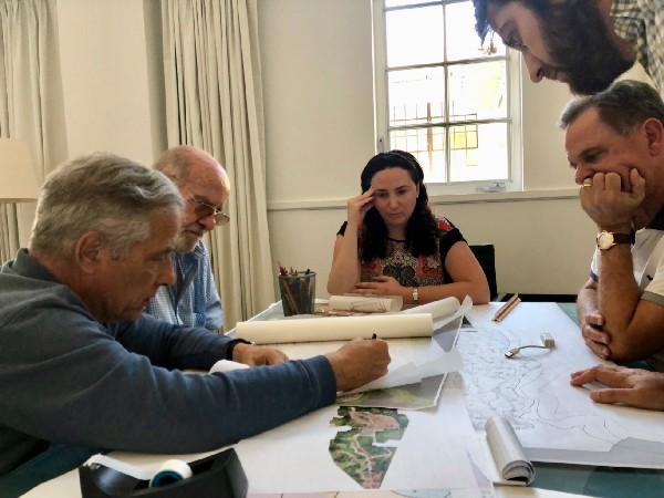 Diseñando un barrio con DPZ y Andrés Duany