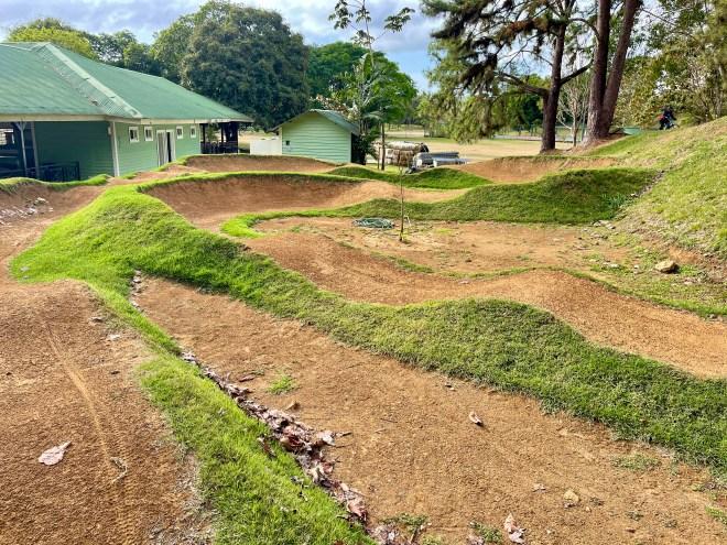 Pump Track Gamboa Bike Park