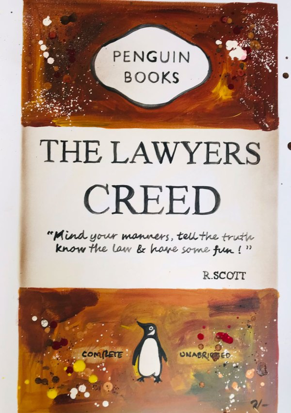 The Lawyers Creed