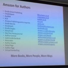 Slides by Amazon's Jon Fine