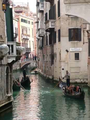 Venetian canal © Henry Hyde