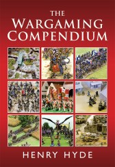 The Wargaming Compendium by Henry Hyde front cover