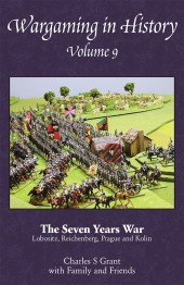 Wargaming in History Volume 9 by Charles S Grant cover