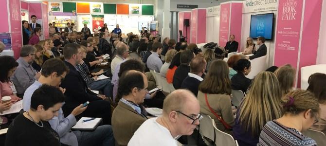 A Day at London Book Fair 2017
