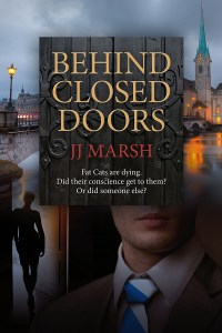 Behind Closed Doors by JJ Marsh