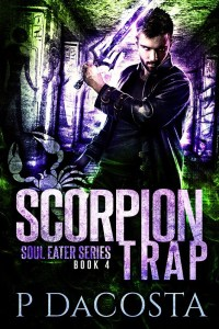 Scorpion Trap by Pippa DaCosta