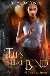 Ties the Bind by Pippa DaCosta