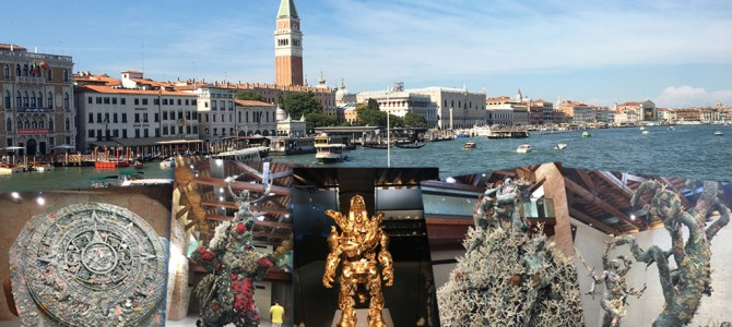 Damien Hirst in Venice: Treasures from the Wreck of the Unbelievable Part 1