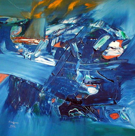 Ben Lindgren | Tropic Of Chaos | 2000