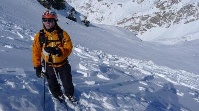 HAT off-piste article, Henry schniewind demistyfies avalanches