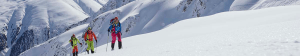 Off piste ski touring HAT Ortovox