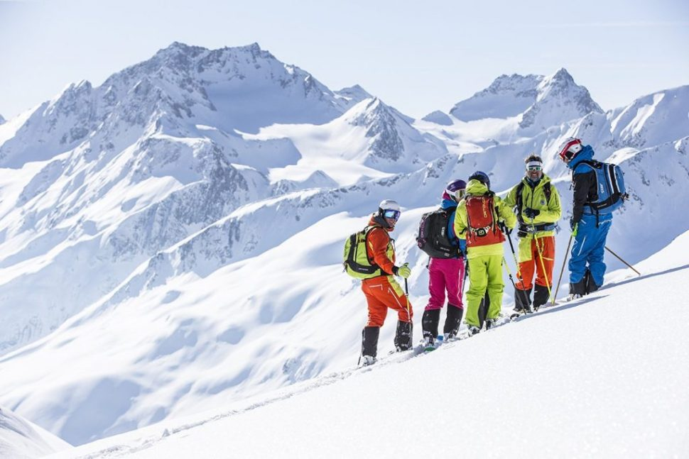 Ortovox avalanche awareness tour