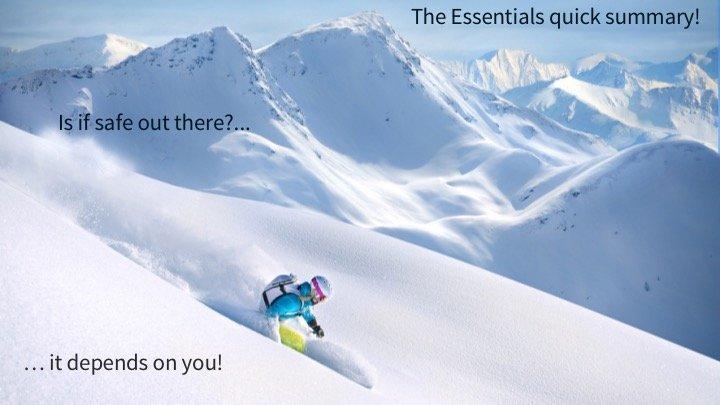 HAT essentials talk -summary