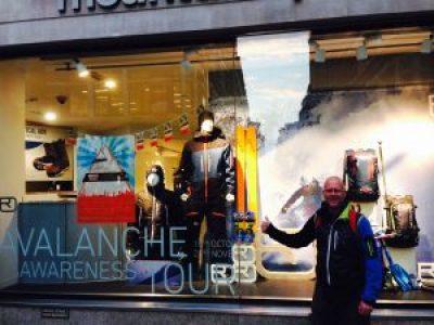 UK Ortovox Avalanche Awareness Tour