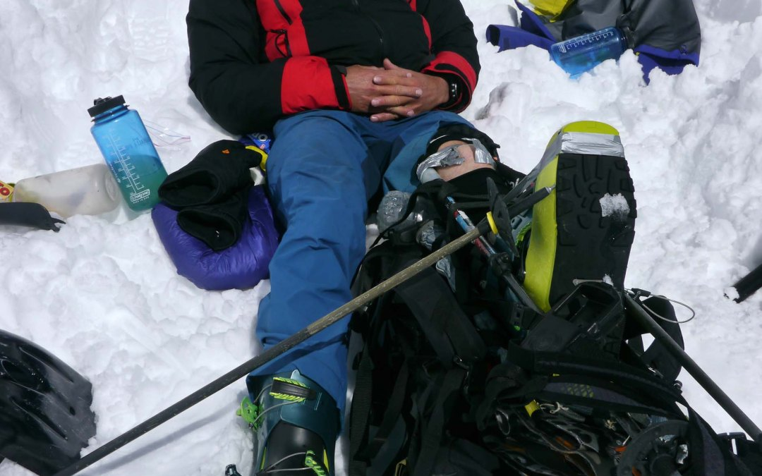 5 rules for survival off piste by Greg Hill