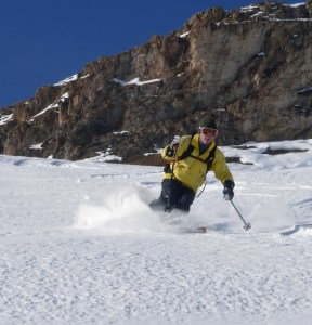 Off-Piste Snow & Weather Report 15 Dec 16