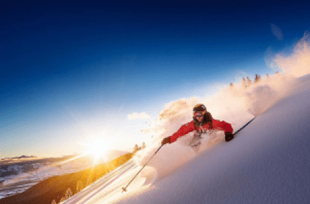 Shred Safe This Winter off piste