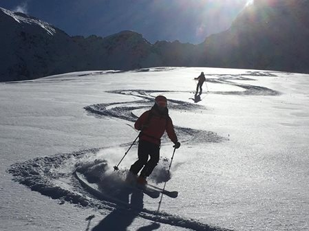 Off piste snow report and weather – 26 January