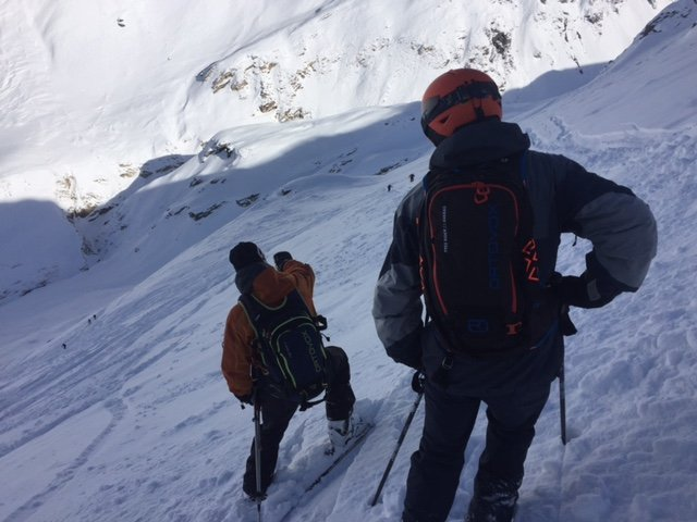 Off piste snow report and weather – 2 February