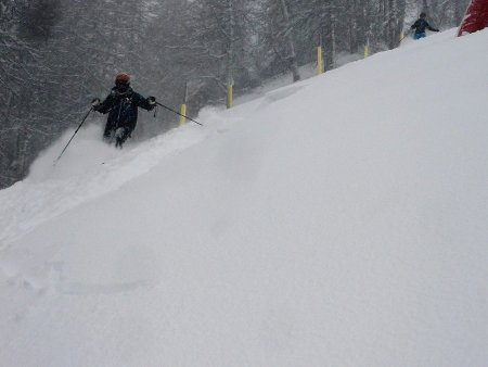 Off Piste Snow & Weather Report 4 - 10 Jan
