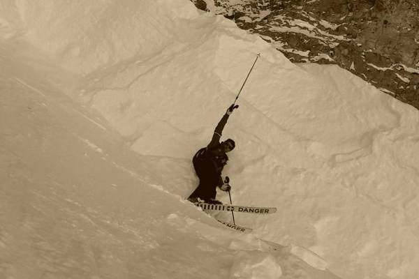 Val d'Isere Pisteurs 9th January 2018