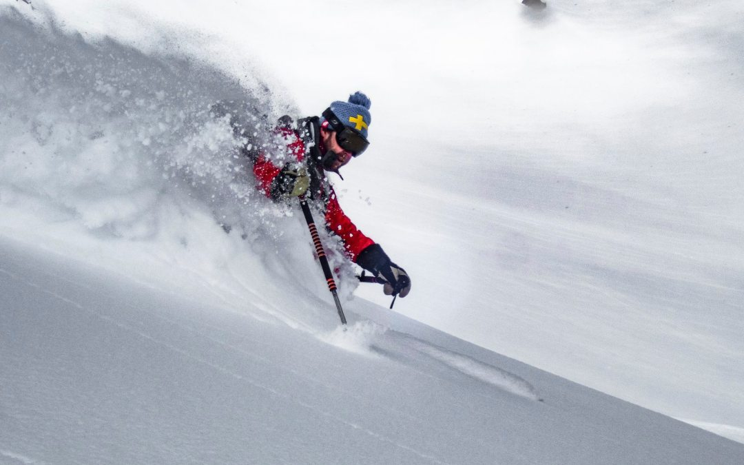 What is the Risk of Riding in Avalanche Terrain?