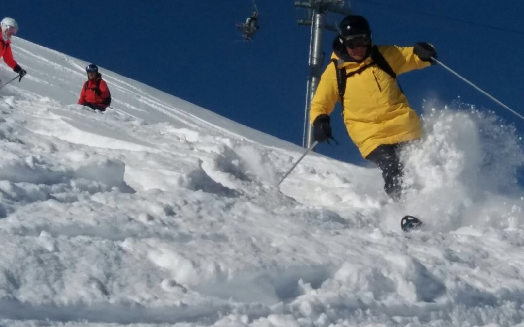 Off Piste Snow Report & Weather: 8 – 14 March, Savoie / N. French Alps