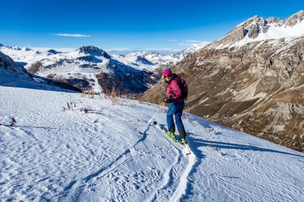 HAT Off-Piste Snow and Weather Report