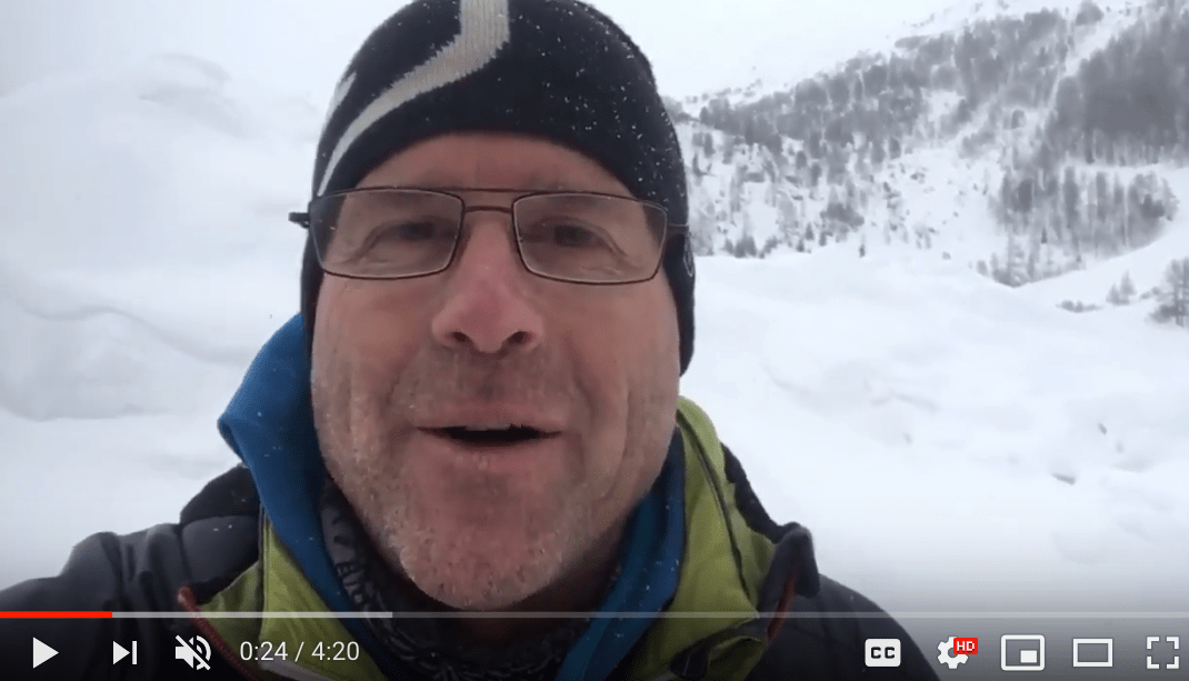 Off-piste snow report for Northern French Alps