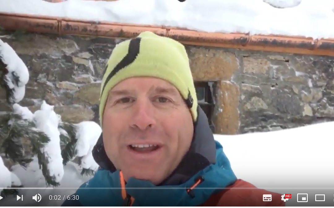 Snowpack update French Alps 14 January