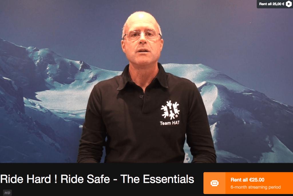 On-Line Off-Piste Essentials Talk