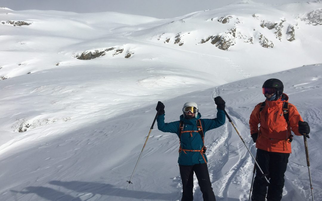 Off Piste Update by Henry For N French Alps 27-30 Dec 2019