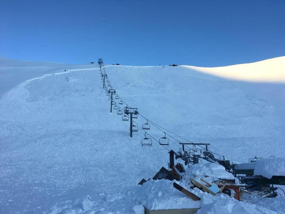Off-piste snow report, N French Alps, 5th Dec 2019 - HAT
