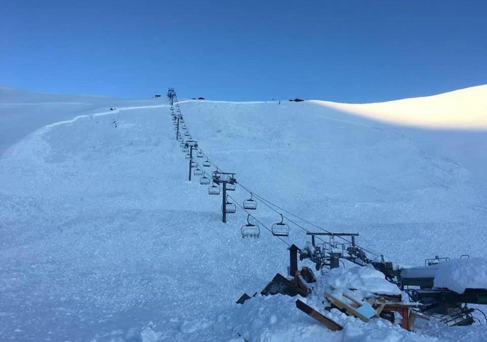 Off-piste snow report, N French Alps, 5th Dec 2019