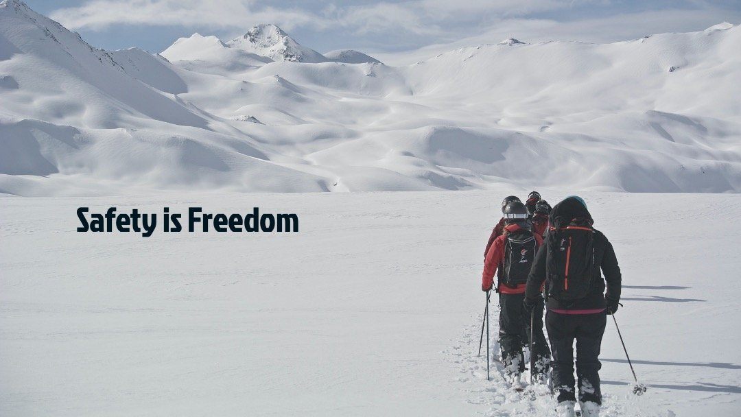 OFF PISTE AWARENESS TOUR WITH ORTOVOX 2020