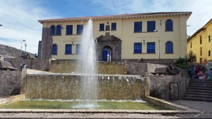 Cuzco college