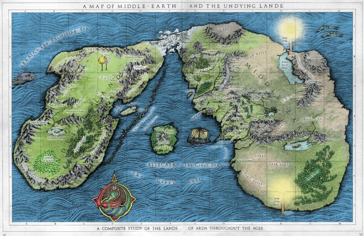 Viaggio attraverso i mondi di J.R.R. Tolkien – Enrico Spadaro