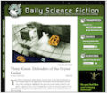 """Three Kisses"" - Daily Science Fiction"