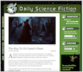 """""""The Key to El-Carim's Heart"""" - Daily Science Fiction"""