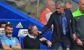 Mourinho handshake