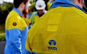 Tata workers