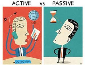 active-v-passive