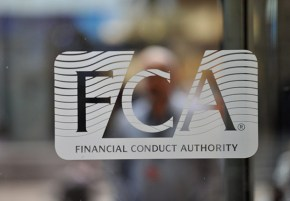 Financial Conduct Authority [FCA] offices in Canary Wharf, London. Photo by Michael Walter/Troika
