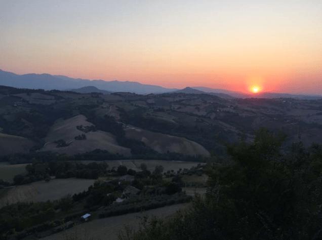 cm sunset