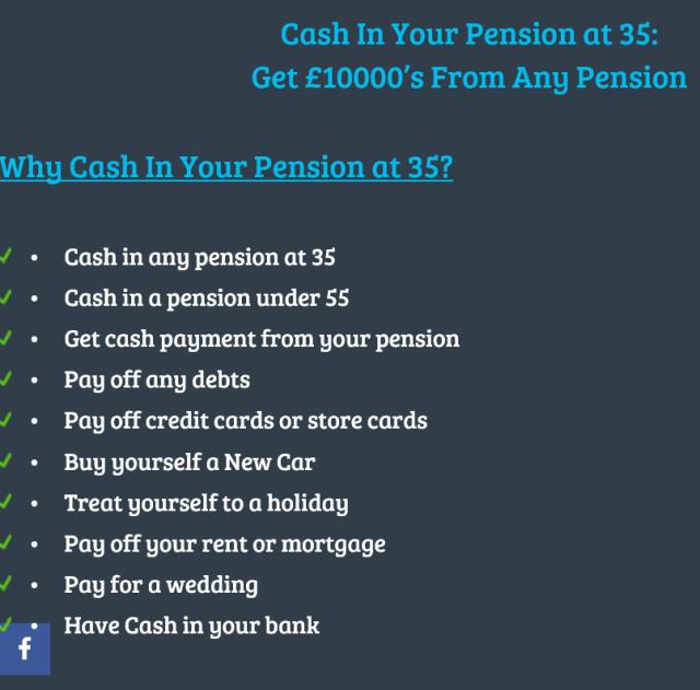 Pension service