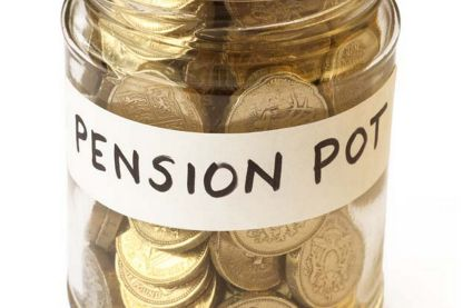 Pension-pot