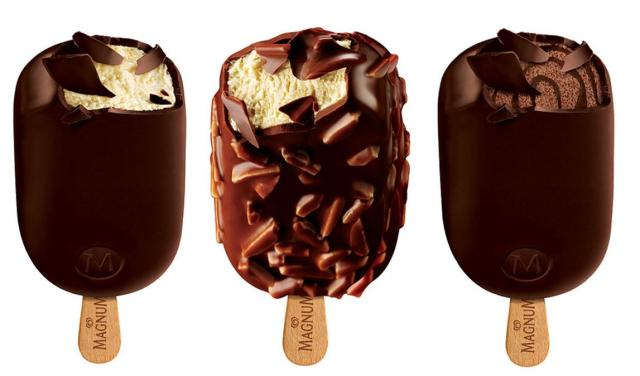 Magnum Ice Cream - Classic - Almond - Chocolate Truffle