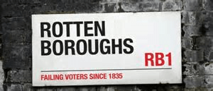 rotten borough