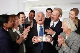 staff retirement
