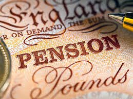 Pension pounds